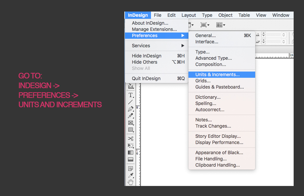 INDESIGN tutorial 001